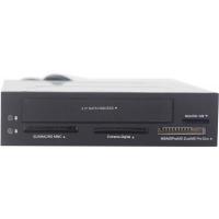 Считыватель флеш-карт GEMBIRD SD/MMC/RS-MMC/MicroSD + 2.5'' HDD/SSD (FDI2-ALLIN1-03). 41805