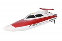 Катер на радиоуправлении модель Fei Lun FT007 Racing Boat (красный) 30162