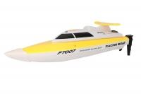 Катер на радиоуправлении модель Fei Lun FT007 Racing Boat (желтый) 30161