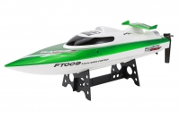 Катер на радиоуправлении модель Fei Lun FT009 High Speed Boat (зеленый) 30163
