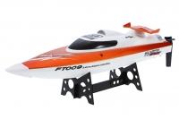 Катер на радиоуправлении модель Fei Lun FT009 High Speed Boat (оранжевый) 30164