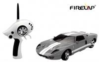 Машинка на радиоуправлении модель 1:28 Firelap IW02M-A Ford GT 2WD (серый) 29726