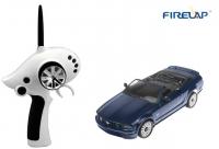 Машинка на радиоуправлении модель 1:28 Firelap IW02M-A Ford Mustang 2WD (синий) 29730