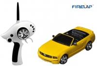 Машинка на радиоуправлении модель 1:28 Firelap IW02M-A Ford Mustang 2WD (желтый) 29728