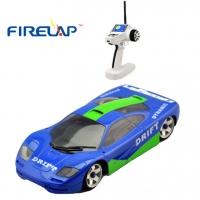 Машинка на радиоуправлении модель 1:28 Firelap IW04M Mclaren 4WD (синий) 29735