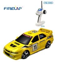 Машинка на радиоуправлении модель 1:28 Firelap IW04M Mitsubishi EVO 4WD (желтый) 29738
