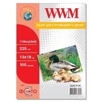 Бумага WWM 13x18 (G225.P100). 47206