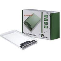 Карман внешний Argus 2.5' SATA III, max 4TB ,USB 3.0 (GD-25000). 41776
