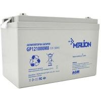 Батарея к ИБП Merlion 12V 100Ah (GP121000M8). 48165