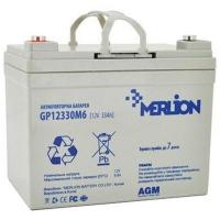 Батарея к ИБП Merlion 12V-33Ah (GP12330M6). 46560