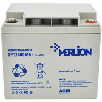 Батарея к ИБП Merlion 12V-40Ah (GP12400M6). 46544