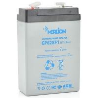 Батарея к ИБП Merlion MERLION AGM GP628F1 6 V-2,8Ah (GP628F1). 46542