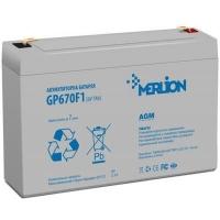 Батарея к ИБП Merlion 6V-7Ah (GP670F1). 46578