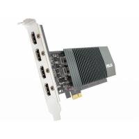 Видеокарта ASUS GeForce GT710 2048Mb Silent 4*HDMI (GT710-4H-SL-2GD5). 46598