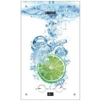 Проточный водонагреватель ZANUSSI GWH 10 Fonte Glass Glass Lime (GWH10FONTEGLASSLIME). 45870