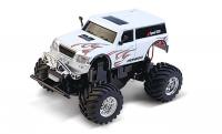Машинка внедорожник на радиоуправлении Джип 1:58 Great Wall Toys 2207 (белый) 30007