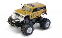 Машинка внедорожник на радиоуправлении Джип 1:58 Great Wall Toys 2207 (коричневый) 30009