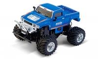 Машинка внедорожник на радиоуправлении Джип 1:58 Great Wall Toys 2207 (синий) 30012