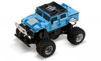 Машинка внедорожник на радиоуправлении Джип 1:58 Great Wall Toys 2207 (голубой) 30008