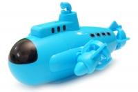 Игрушка подводная лодка на радиоуправлении GWT 3255 (синий) 30169