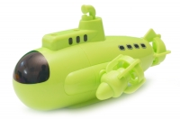 Игрушка подводная лодка на радиоуправлении GWT 3255 (зеленый) 30168