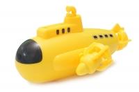 Игрушка подводная лодка на радиоуправлении GWT 3255 (желтый) 30167
