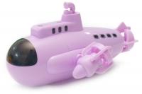 Игрушка подводная лодка на радиоуправлении GWT 3255 (фиолетовый) 30170