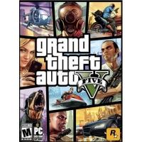 Игра PC Grand Theft Auto V (GTA 5). Premium Online Edition. 48045