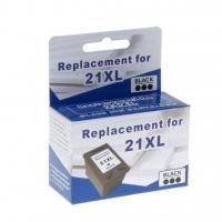 Картридж Microjet для HP №21XL Black (HC-E01X). 43752