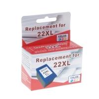 Картридж Microjet для HP №22XL Color (HC-E02X). 43753