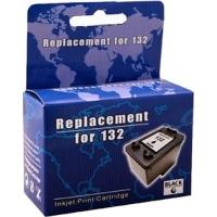 Картридж Microjet для HP №132 Black (C9362HE) (HC-F33D). 43747