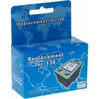 Картридж Microjet для HP №136 Color (C9361HE) (HC-F34D). 43749