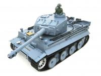 Танк на радиоуправлении с пневмопушкой и инфракрасным боем модель 1:16 Heng Long Tiger I (Upgrade) 30158