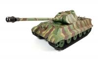 Танк на радиоуправлении с пневмопушкой и инфракрасным боем модель 1:16 Heng Long King Tiger Porsche 30155