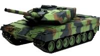 Танк на радиоуправлении с пневмопушкой и дымом модель 2.4GHz 1:16 Heng Long Leopard II A6 с пневмопушкой и дымом (HL3889-1) 30159