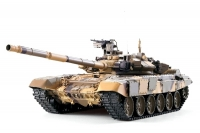 Танк на радиоуправлениис пневмопушкой и инфракрасным боем модель 1:16 Heng Long T-90 (Upgrade) 30157