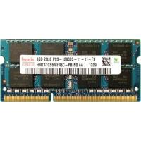 Модуль памяти для ноутбука Hynix SoDIMM DDR 3 8GB 1600 MHz (HMT41GS6MFR8C-PB). 42992