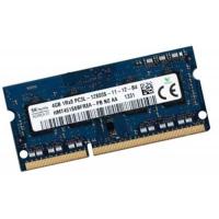 Модуль памяти для ноутбука Hynix SoDIMM DDR3L 4GB 1600 MHz (HMT451S6BFR8A-PB). 42997