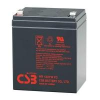 Батарея к ИБП 12В 5 Ач CSB (HR1221W F2). 48166