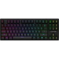Клавиатура Hator Rockfall EVO TKL Optical Black (HTK-630). 42566