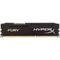 Модуль памяти для компьютера HyperX DDR3 8Gb 1866 MHz HyperX Fury Black (Kingston Fury) (HX318C10FB/8). 42935