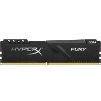 Модуль памяти для компьютера HyperX DDR4 16GB 2400 MHz HyperX FURY Black (Kingston Fury) (HX424C15FB3/16). 42944