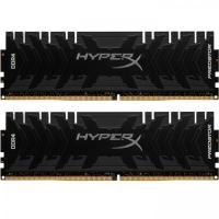 Модуль памяти для компьютера HyperX DDR4 16GB (2x8GB) 3333 MHz HyperX Predator Lifetime (Kingston Fury) (HX433C16PB3K2/16). 42942