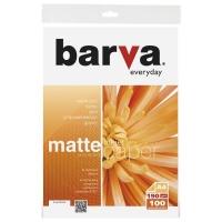 Бумага Barva A4 Everyday matted 190г 100с (IP-AE190-292). 48496