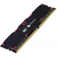 Модуль памяти для компьютера Goodram DDR4 8GB 2400 MHz Iridium Black (IR-2400D464L15S/8G). 42920