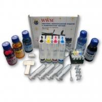 СНПЧ WWM Epson TX200/219/409/419/OfficeTX300 (IS.0238). 43811
