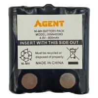 Аккумуляторная батарея для телефона PowerTime для Motorola TLKR T50/T60/T80, TLKR T80ex XTB (IXNN4002A/PTM-T5/IXNN4008D). 44907