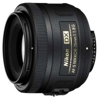 Объектив Nikkor AF-S 35mm f/1.8G DX Nikon (JAA132DA). 47406