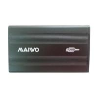 Карман внешний Maiwo K2501A-U2S black. 41781