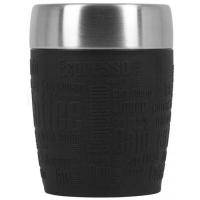 Термокружка TEFAL TRAVEL CUP 0.2L silver/black (K3081314). 47781